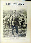 * L' ILLUSTRATION N°3939 del 31 AOUT 1918 * FOCH, MARECHAL DE FRANCE