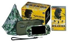 Playstation Portable PSP Metal Gear Solid Peace Walker Premium Package Japan NEW