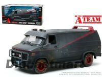 Greenlight 1:18 The A Team 1983 TV Series 1983 GMC Vandura 13567 Weathered New