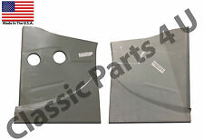 1954 1955 56 57 58 59 1960 1961 1962 NASH FRONT FLOOR PANS METROPOLITAN NEW PAIR