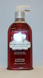 Crabtree & Evelyn Pomegranate Argan & Grapeseed Conditioning Hand Wash - 8.5 oz
