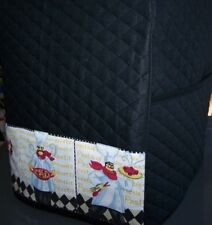 Bistro Chef Quilted Fabric Cover for 48 oz. VitaMix Machine New