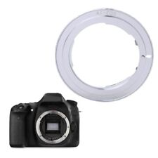AI-EOS Adapter for Nikon AI AI-S F Lens to Canon EF EOS Camera AF Confirm Ring