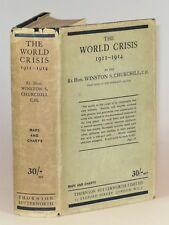 Winston S. Churchill - The World Crisis: 1911-1914, 7th printing, in dust jacket