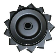 Empi 12 Volt Pulley with Air Fins in Black Finish Part 98-9012