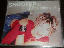 CD. Shooter / Life's Bitch /  4 Tracks / Made in Australia