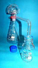 Destillierapparat mit Erlenmeyerkolben 1000 ml