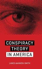 Conspiracy Theory in America (Paperback or Softback)