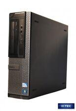 DELL Optiplex 390 SFF Desktop-PC Intel G630 2.7GHz 4GB 250GB HDD DVD-ROM W7P