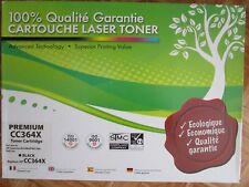 CC364X PREMIUM Cartouche TONER NOIR HP LaserJet P4014 4015 4515 Black Cartridge