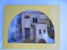 PRESEPE DEL PRADO - CASA 3  HOUSE 3 (cm17x8x13h)
