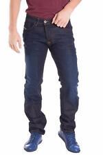 DIESEL DARRON WASH SR020_STRETCH Faded Tapered Jeans Denim W28 L32
