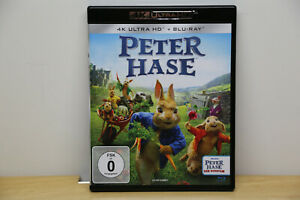 Peter Hase - 4K Ultra HD + Blu-ray - TOP Zustand mit OVP