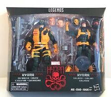 Marvel Legends Hydra Soldier Enforcer pack boxed figure set 2017 Hasbro