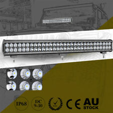 "28inch Cree LED Work Light Bar Spot Flood Combo 6000K Driving Truck 4WD vs 30"""