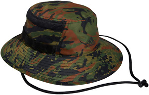 Men's Adidas Camo Clash/Black Victory III Bucket Hat