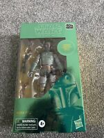 Star Wars The Black Series Carbonized Boba Fett Figure 6 Inch NEW