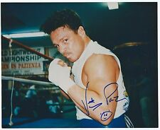 "Vinny Paz 10"" x 8"" colore foto autografata autograph PUGILATO"