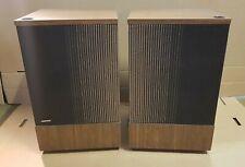 BOSE 501 VINTAGE ORIGINALI Prima serie Loudspeakers ALTOPARLANTI Diffusori