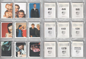 DS (no Panini) Hi-Parade 1999 - complete set of 200 + 8 stickers / free shipping