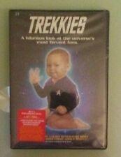 TREKKIES  denise crosby     DVD NEW  factory sealed