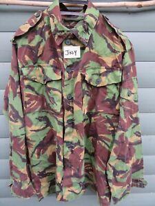BRITISH ARMY JUNGLE DPM LIGHTWEIGHT COMBAT JACKET  REF JNY  BDB