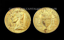 ESSAI 10 Francs 1955. Réunion