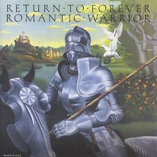 Return To Forever - Romantic Warrior ( CD - Album - Paper Sleeve )