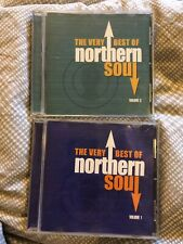The Very Best Of Northern Soul Volume 1 & 3 CDs