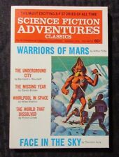1974 March SCIENCE FICTION ADVENTURES Classics Digest Magazine VF+ (A)
