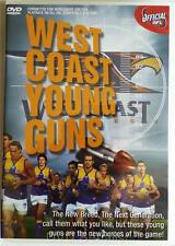 WEST COAST EAGLES Football Club YOUNG GUNS Next Generation 2005 Official AFL DVD