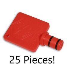 25 Spyder .50 caliber Advancer Opus Stormer Paintball Gun Barrel Plugs Bulk Lot