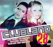 Clubland 28 CD 3 Disc Set - Various Artists Release 13th November 2015