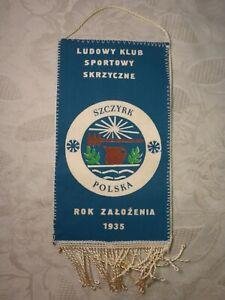 Age Pennant Poland Ludowy Club S Wy Skrzyczne Szczyrk Poland Rok Zalozenia