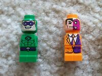 LEGO Batman - Rare - Riddler & Two-Face Microfigs - New - From 50003