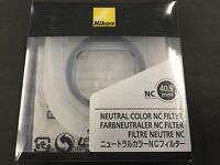 Nikon 40.5mm Screw-in NC NEUTRAL COLOR Filter 40.5NC FTA08201 40.5mm JAPAN