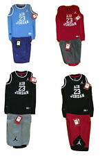 NEW NIKE Air Jordan Jumpman 2PC DRI-FIT Short & Top Sets, Szs 2T,3T,4T,and 5,6,7