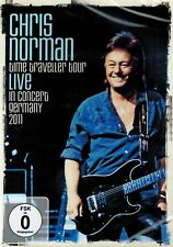 DVD NEU/OVP - Chris Norman - Time Traveller Tour - Live In Concert Germany 2011