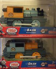 Fisher Price Trackmaster Thomas & Friends Motorized Bash & Dash Set