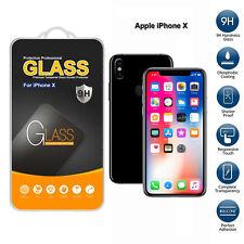 Pour Apple Iphone X Verre Trempé Téléphone Portable Protecteur D' Écran