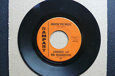 "7"" Cannibal & The Headhunters - Follow The Music - US Rampart"