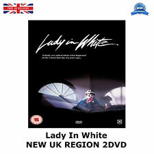 Lady In White Alex Rocco, Lukas Haas, Len Cariou, Katherine NEW SEALED UK R2 DVD