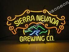 Sierra Nevada Brewing Co. BEER BAR PUB REAL NEON SIGN LIGHT Fast Free Shipping