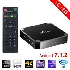 Smart TV Box X96 Mini Android 7.1.2 Amlogic S905W 1G+8G Quad Core WiFi HD 4K