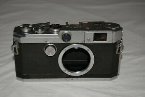 Canon-L2 Vintage 1957 Japanese Rangefinder Camera. Serviced. No.533702. UK Sale