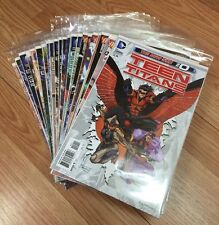 Teen Titans 0, 1-21 (DC Comics - New 52) Scott Lobdell