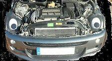 BMW Mini Cooper S eyes Under Bonnet Eyes Decals