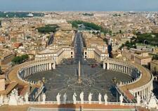 Vatikan Vatican Petersplatz Rom Italien Foto Fridge Magnet Souvenir Neu