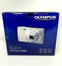 Olympus Stylus 7030 14MP Digital Camera with 7x Wide Angle Dual Image Stabilized
