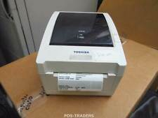 Toshiba B-EV4D-GS14-QM-R LAN + USB 203DPI Thermo Label Drucker 3,2KM LINES